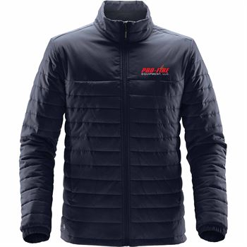 STORMTECH - Men's Nautilus Quilted Jacket- Personalization Available