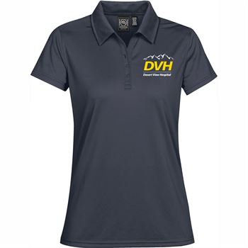 STORMTECH - Women's Eclipse H2X-DRY� Pique Polo-Personalization Available