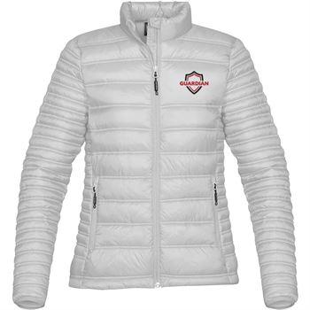 STORMTECH - Women's Basecamp Thermal Jacket - Embroidered Personalization Available