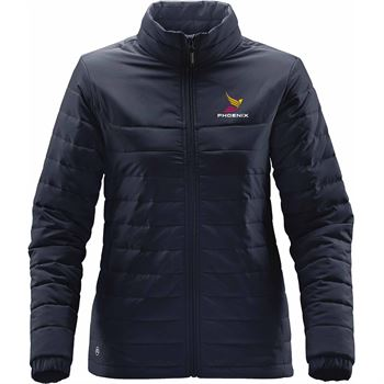 STORMTECH - Women's Nautilus Quilted Jacket- Personalization Available