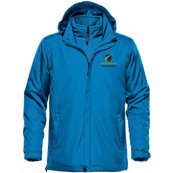 STORMTECH - Men's Nautilus 3-In-1 Jacket -Embroidered Personalization Available