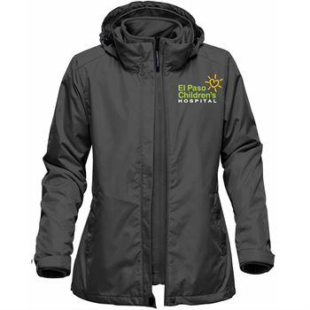 STORMTECH - Women's Nautilus 3-In-1 Jacket -Embroidered Personalization Available