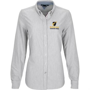 Tommy Hilfiger Women's New England Oxford Shirt - Personalization Available