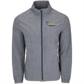 Greg Norman Men's Windbreaker Stretch Jacket - Personalization Available