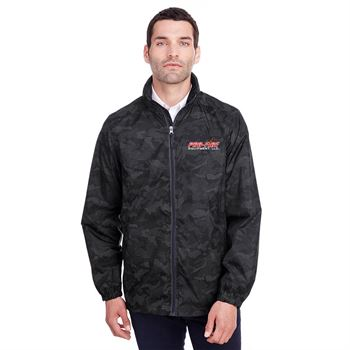 North End Men's Rotate Reflective Jacket - Personalization Available