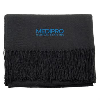Cashmere Blend Scarf - Personalization Available