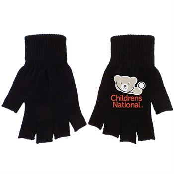 Fingerless Gloves - Personalization Available