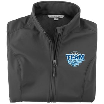 Respiratory Team Women's Port Authority® Core Soft Shell Jacket - Personalization Available
