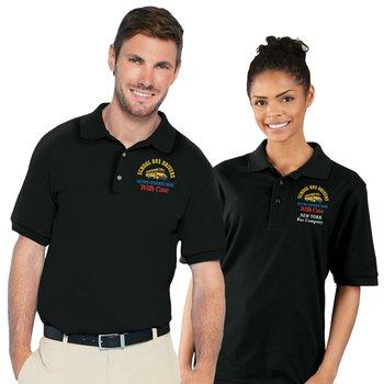 School Bus Drivers Gildan® DryBlend Jersey Polo - Personalization Available
