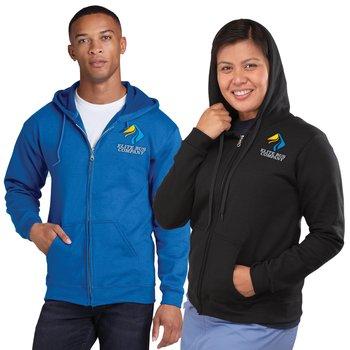 School Bus Drivers Gildan® Full-Zip Hooded Sweatshirt