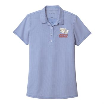 Port Authority® Women's Gingham Polo - Personalization Available
