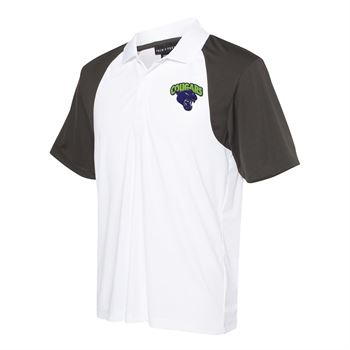 Prim + Preux Men's Energy Color Block Sport Shirt - Personalization Available