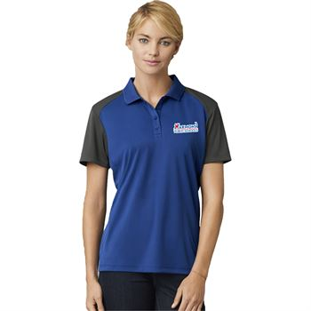 Prim + Preux Women's Energy Color Block Sport Shirt - Personalization Available