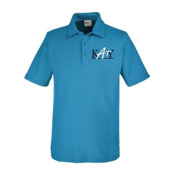 Core 365® Men's Fusion Chromasoft™ Pique Polo - Embroidery Personalization Available