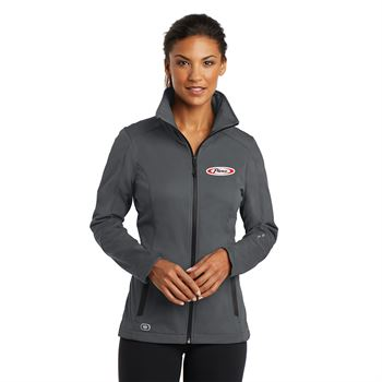 Ogio® Endurance Women's Crux Soft Shell - Personalization Available