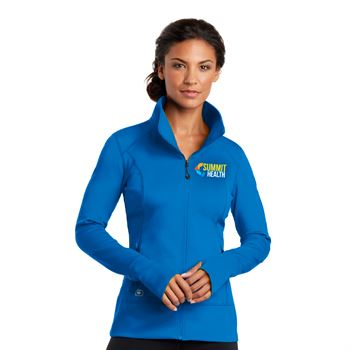 OGIO® Endurance Women's Cadet Collar Full-Zip Jacket - Embroidery Personalization Available