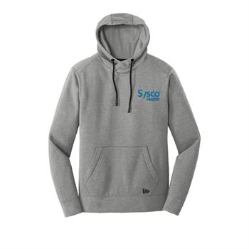 New Era® Men's Tri-Blend Fleece Pullover Hoodie - Embroidery Personalization Available