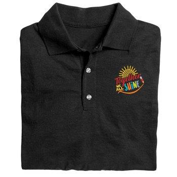 Together We All Shine Gildan� DryBlend Jersey Polo - Personalization Optional