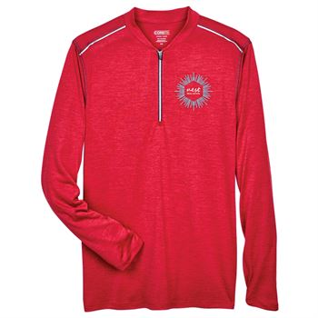 Core 365® Men's Kinetic Performance Quarter-Zip - Embroidery� Personalization Available