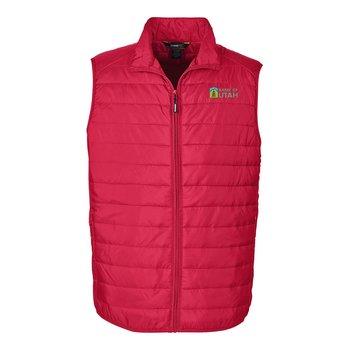 Core 365 Men's Prevail Packable Puffer Vest - Personalization Available