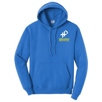 Port & Company® Unisex Core Fleece Pullover Hooded Sweatshirt - Personalization Available