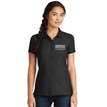 New Era® Women's Icon Polo- Embroidery Personalization Available