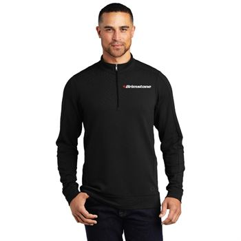 OGIO® Men's Luuma 1/2-Zip Fleece Pullover - Personalization Available