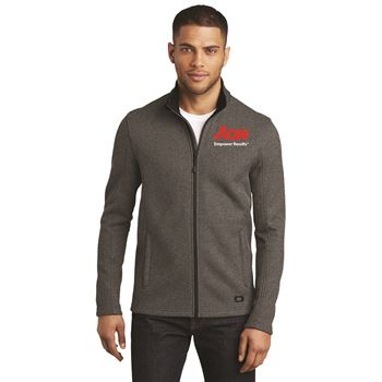 OGIO® Men's Cadet Collar Fleece Jacket- Embroidery Personalization Available