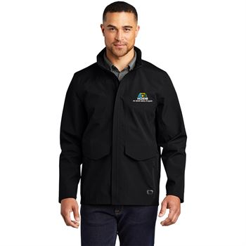 OGIO® Men's Utility Modern Waterproof Parka Jacket- Embroidery Personalization Available
