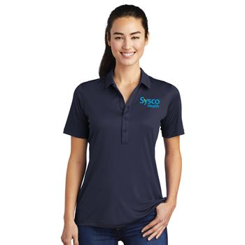 Sport-Tek® Women's Posi-UV™ Pro Ultimate Performance Polo - Embroidery Personalization Available