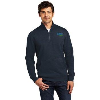District ® V.I.T. ™ Fleece 1/4-Zip Pullover