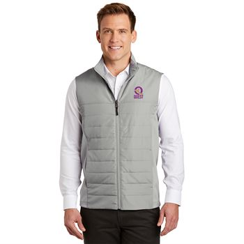 Port Authority® Men's Collective Insulated Vest-Embroidery Personalization Available
