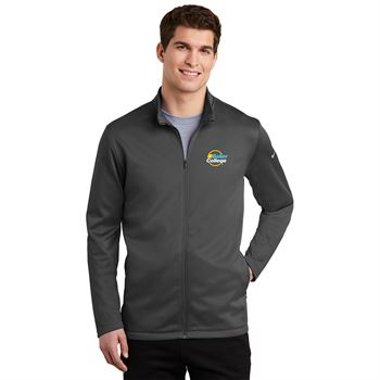 Nike® Men's Therma-FIT Full-Zip Fleece Jacket- Embroidery Personalization Available