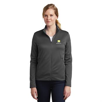 Nike® Women's Therma-FIT Full-Zip Fleece Jacket- Embroidery Personalization Available