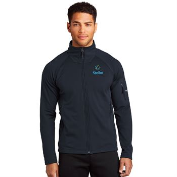 The North Face® Men's Mountain Peaks Full-Zip Fleece Jacket - Embroidered Personalization Available