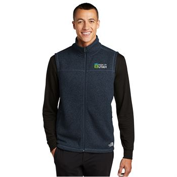 The North Face® Unisex Sweater Fleece Vest -� Embroidered Personalization Available