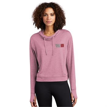 OGIO® Women's Athleisure Luxe Pro Hoodie - Embroidered Personalization Available