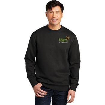 District® V.I.T.™ Unisex Fleece Crew - Embroidered Personalization Available