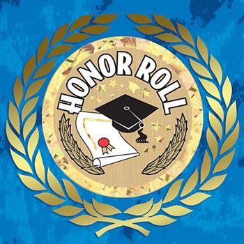 Honor Roll Blue Marble Award Plaque