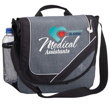Medical Assistants: Compassion In Action Portland Messenger/Briefcase Bag