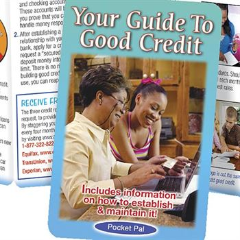 Your Guide To Good Credit Pocket Pal