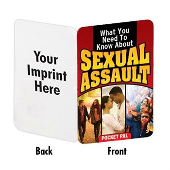 What You Need To Know About Sexual Assault Pocket Pal