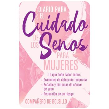 Women's Breast Care Diary (Spanish Version)