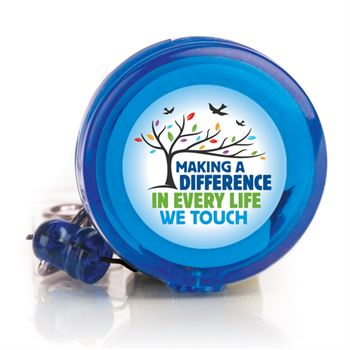Making A Difference In Every Life We Touch Badge Holder
