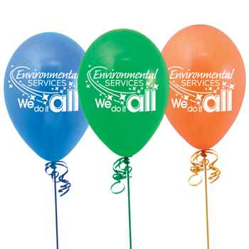 Environmental Services: We Do It All Balloons