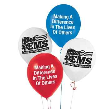 EMS Celebration Balloons