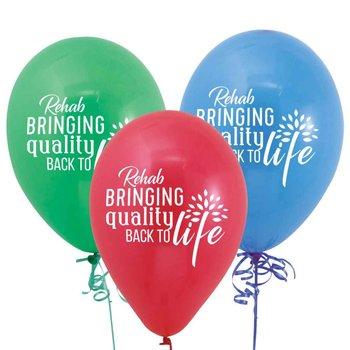 Rehab: Bringing Quality Back To Life Celebration Balloons