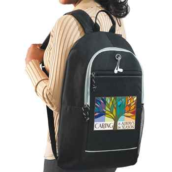 Caring Is Always In Season Bayside Backpack