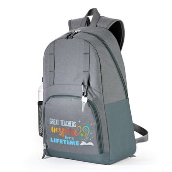 Great Teachers Inspire For A Lifetime Canyon Laptop Backpack