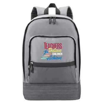 Teachers Believe, Children Achieve Manchester Laptop Backpack